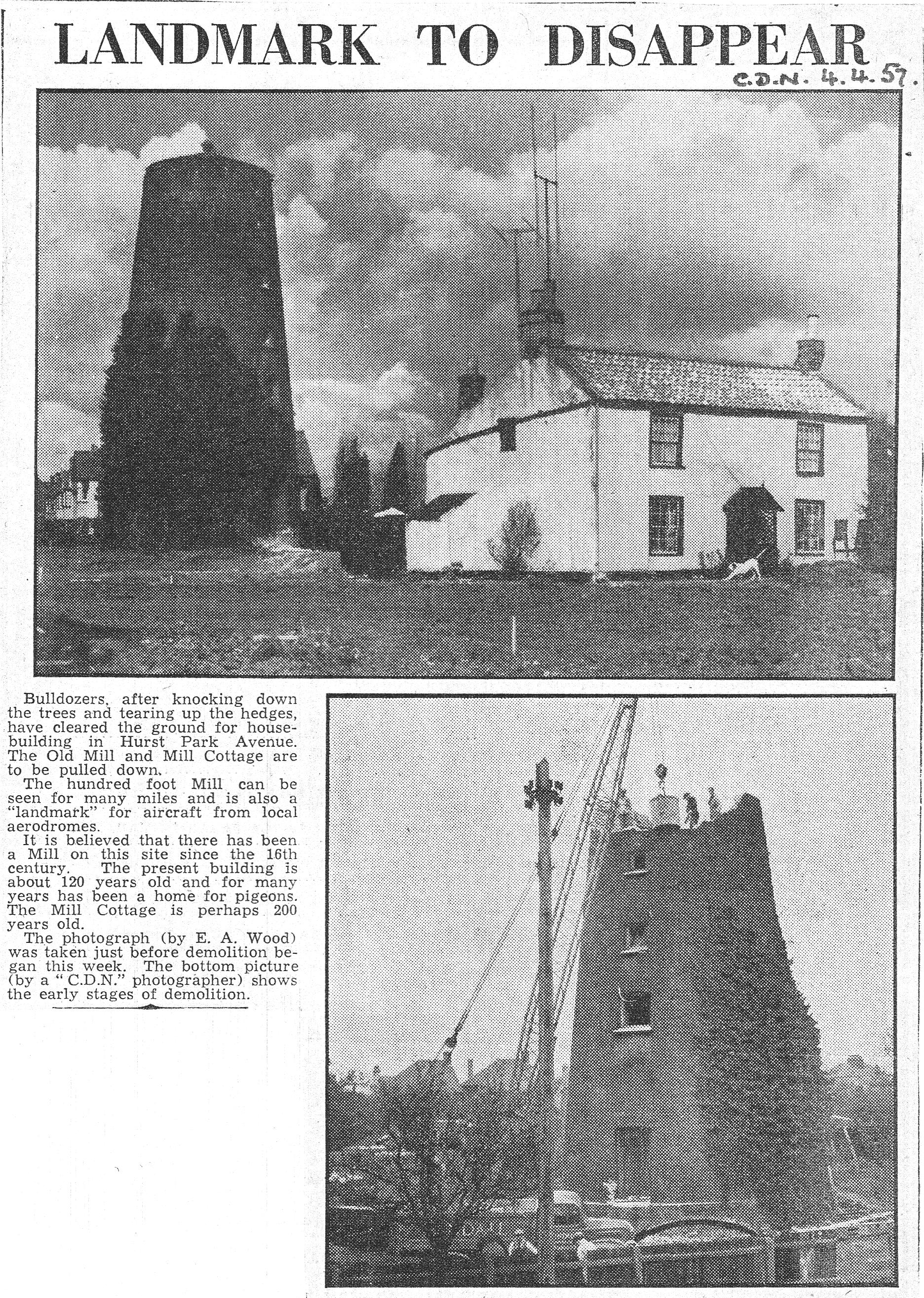 Mill demolished CDN April 4 1957.jpg